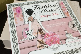Fashion House: Illustrated Interiors from the Icons of Style by Megan Hess