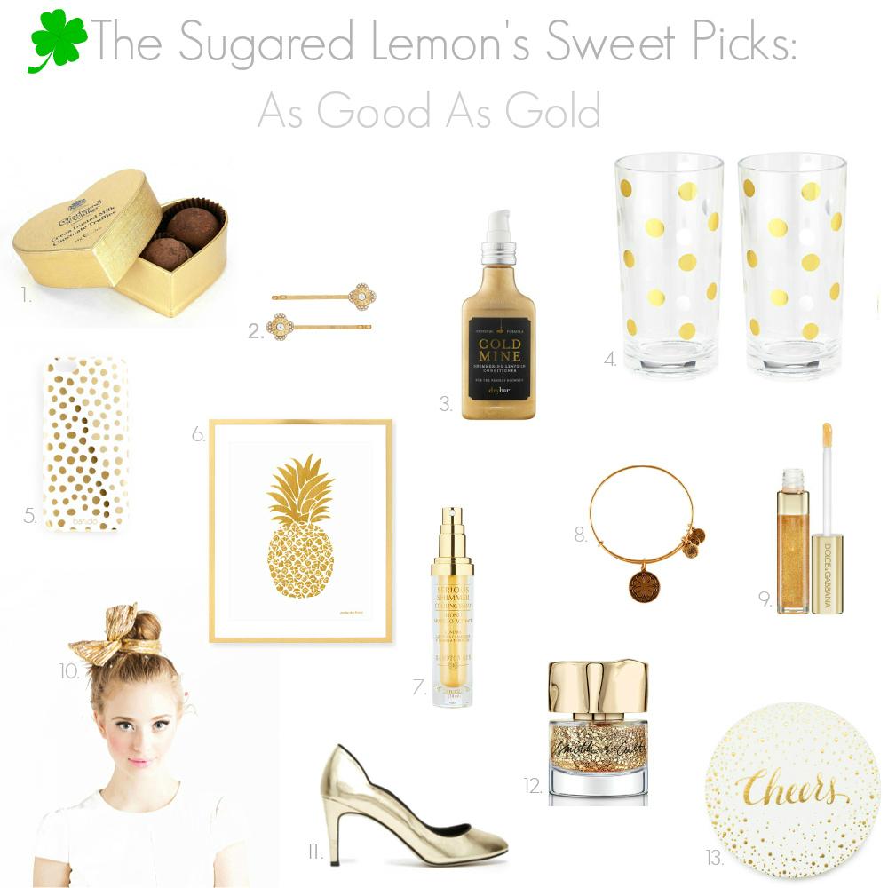 Sweet Picks As-Good-As-Gold-