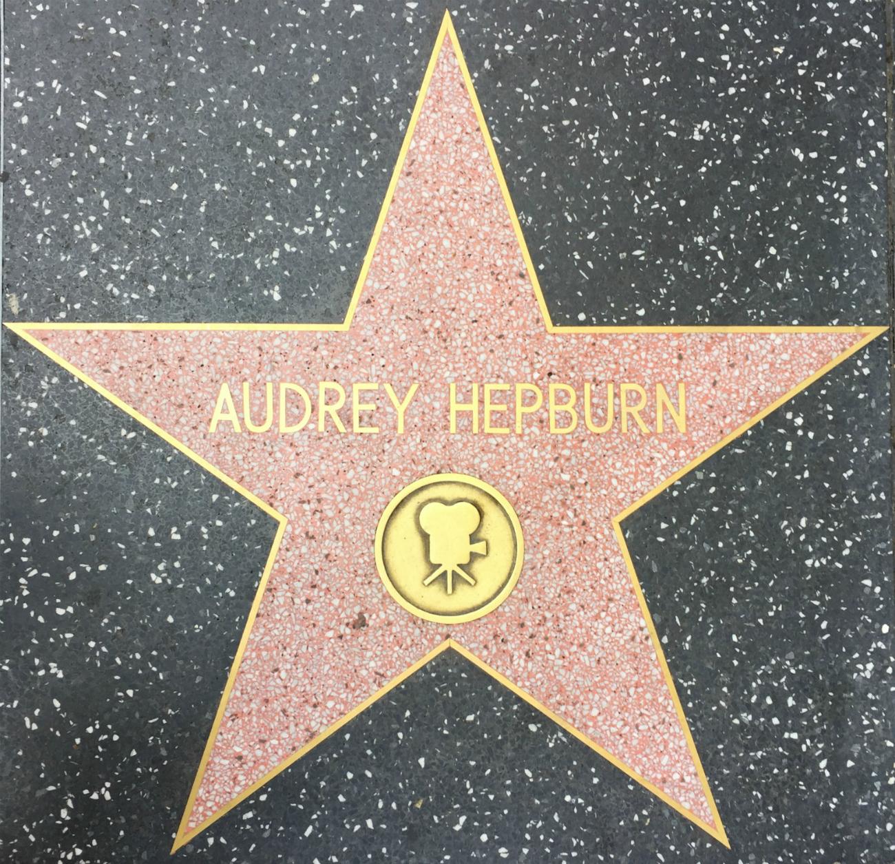 Audrey-Hepburn's-Star