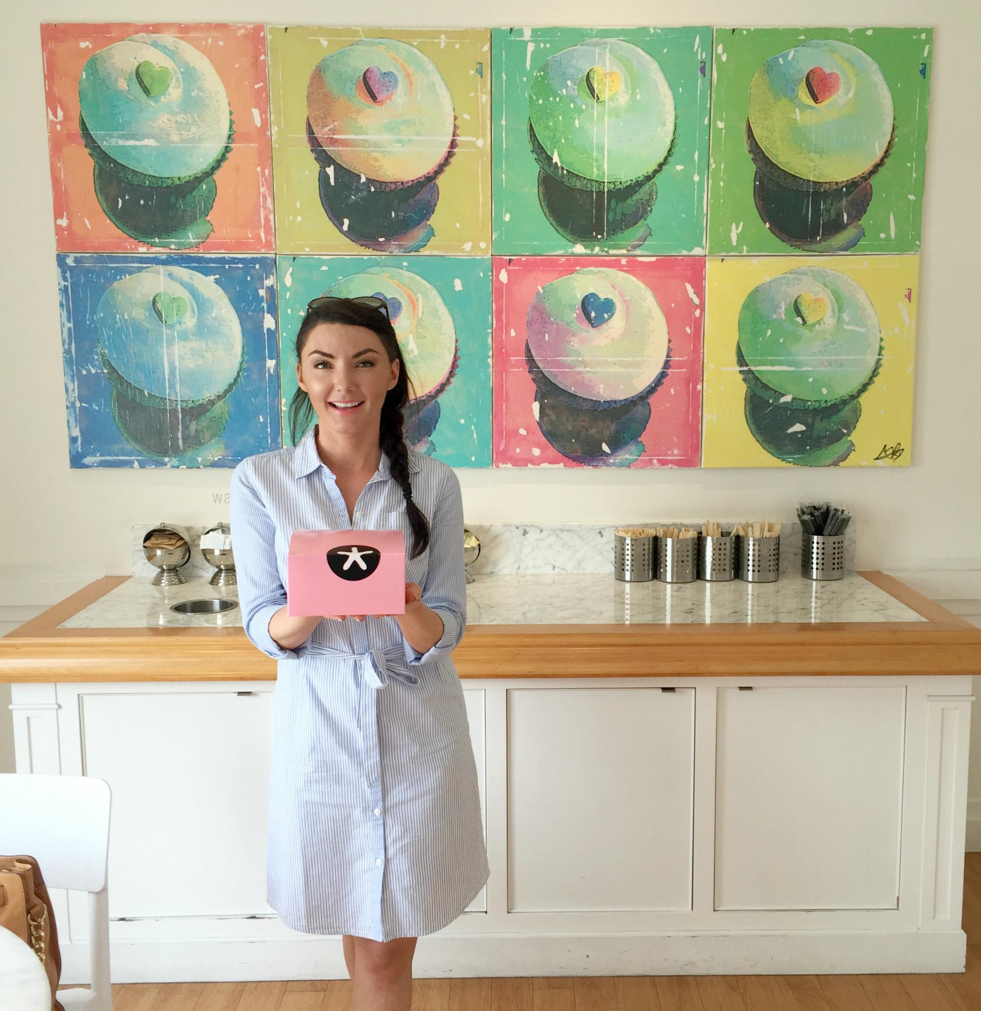 Kathryn-at-Georgetown-Cupcakes