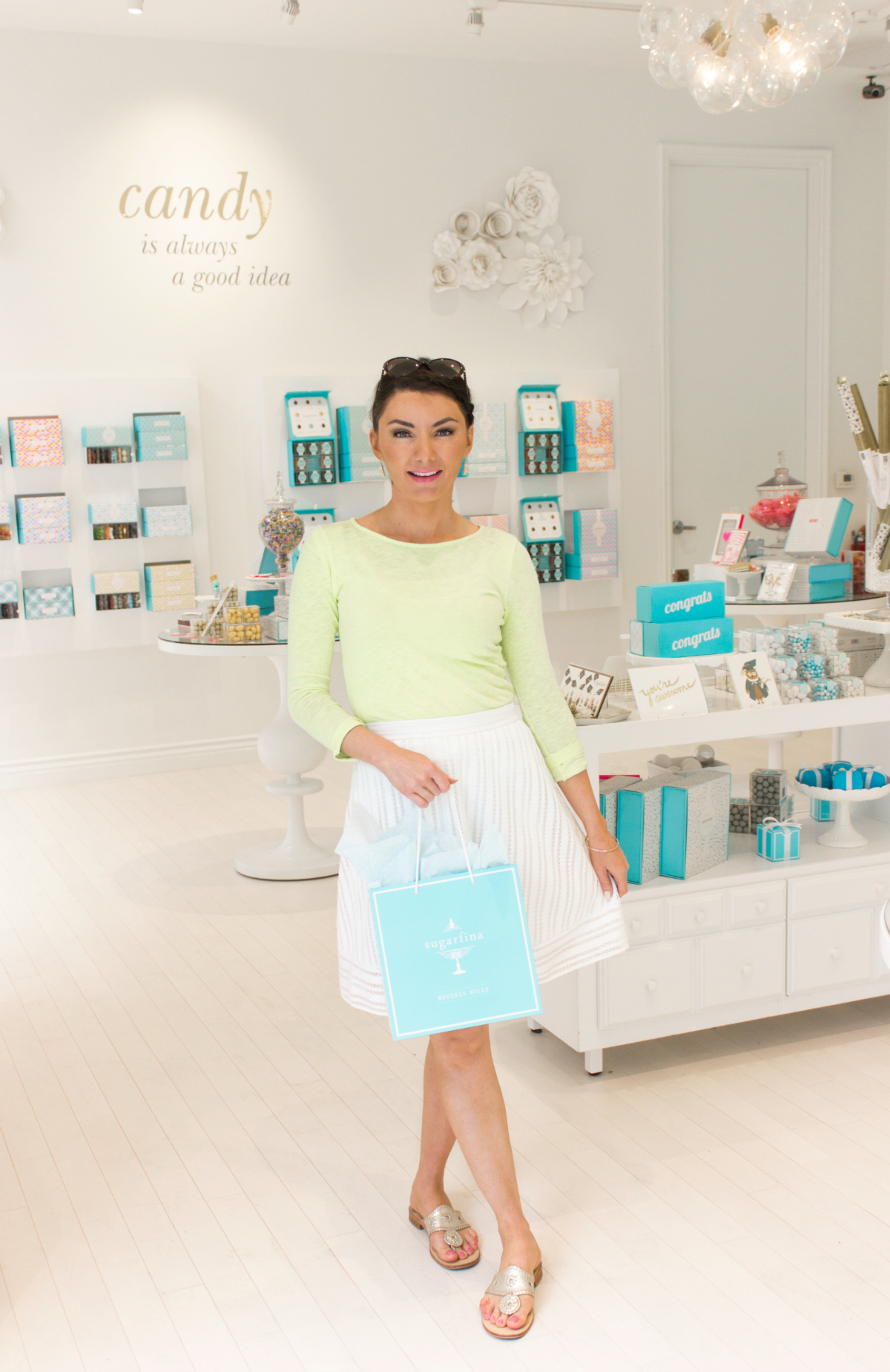Kathryn-at-Sugarfina
