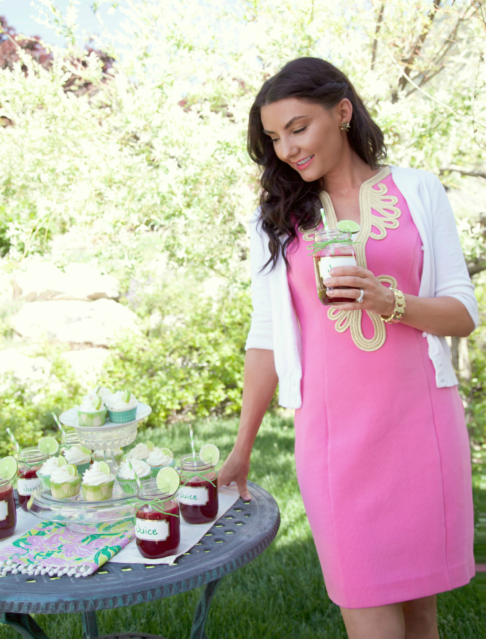 Lilly Pulitzer and a Summer Soiree