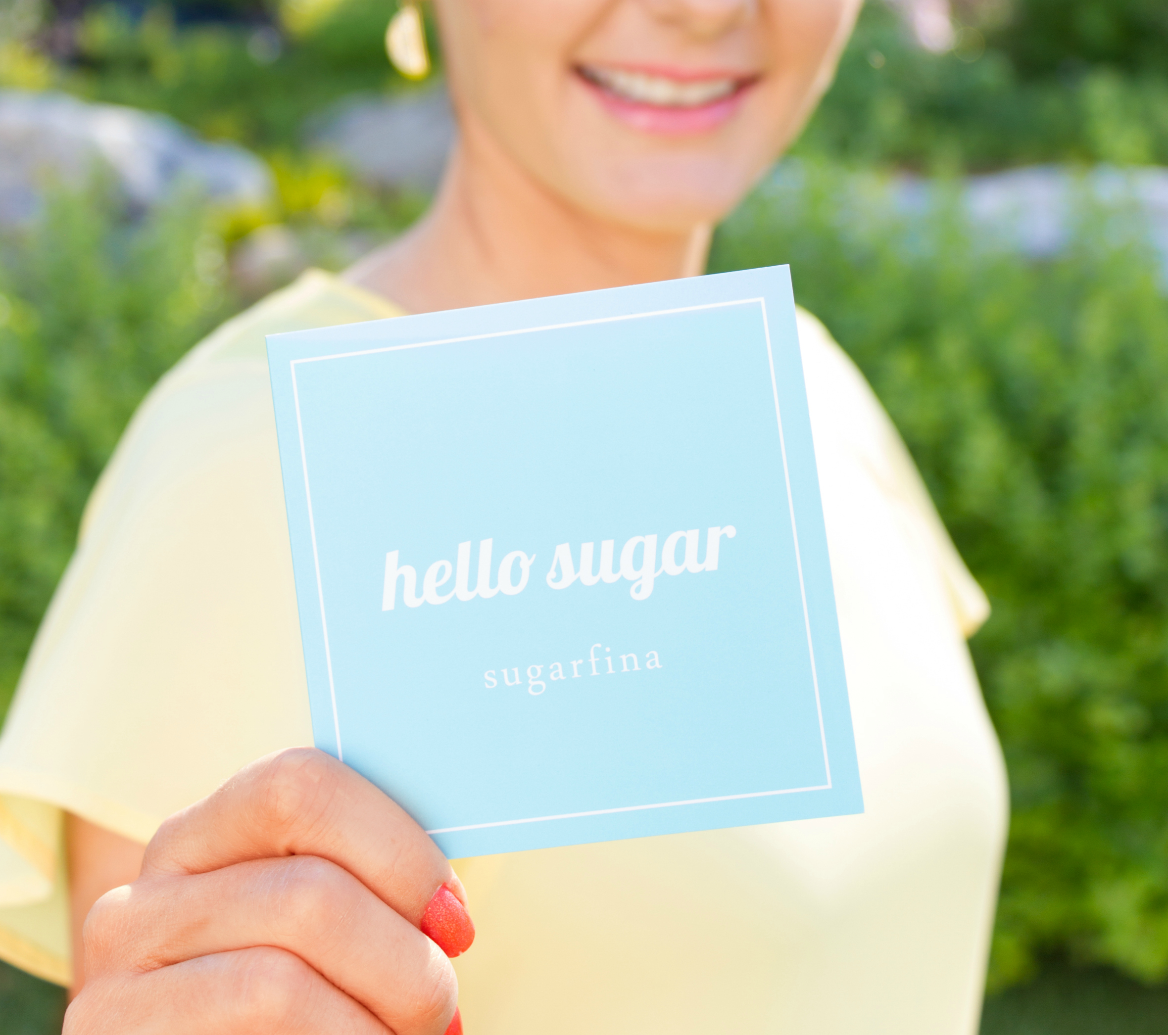 Sugarfina Hello Sugar