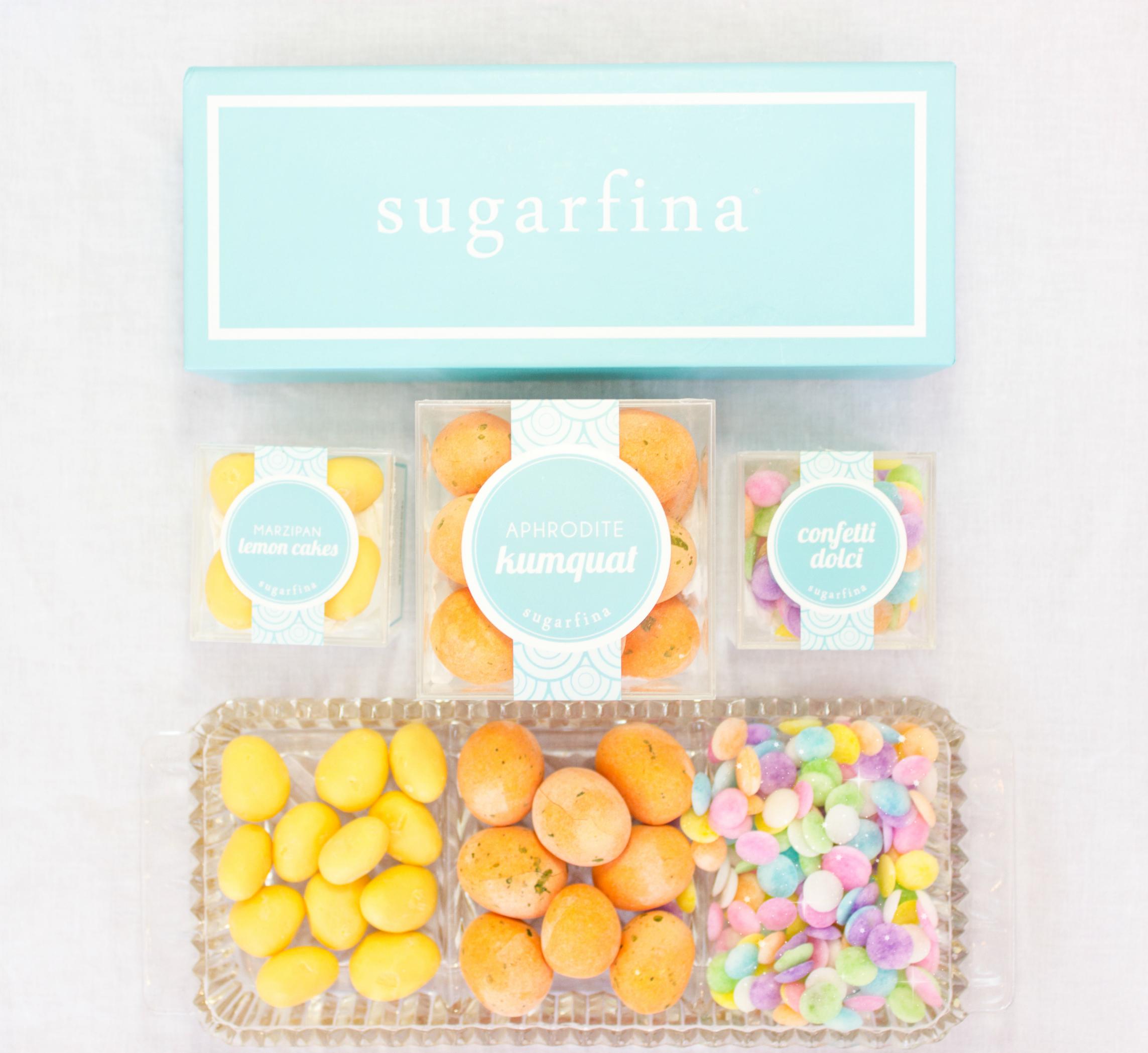 Sugarfina luxury sweets