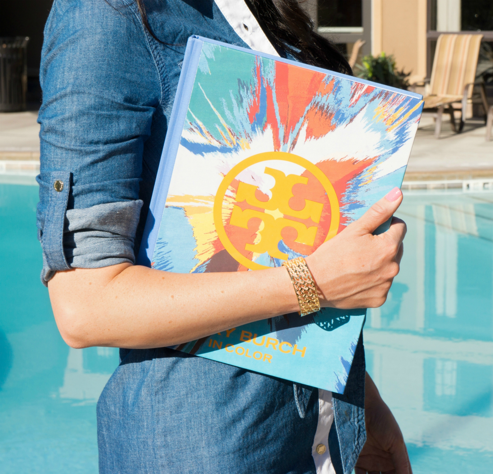The Sugared Lemon Tory Burch In Color book