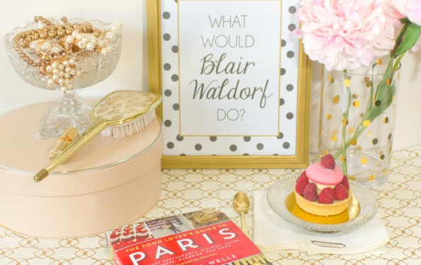 Travel to Paris Blair Waldorf style