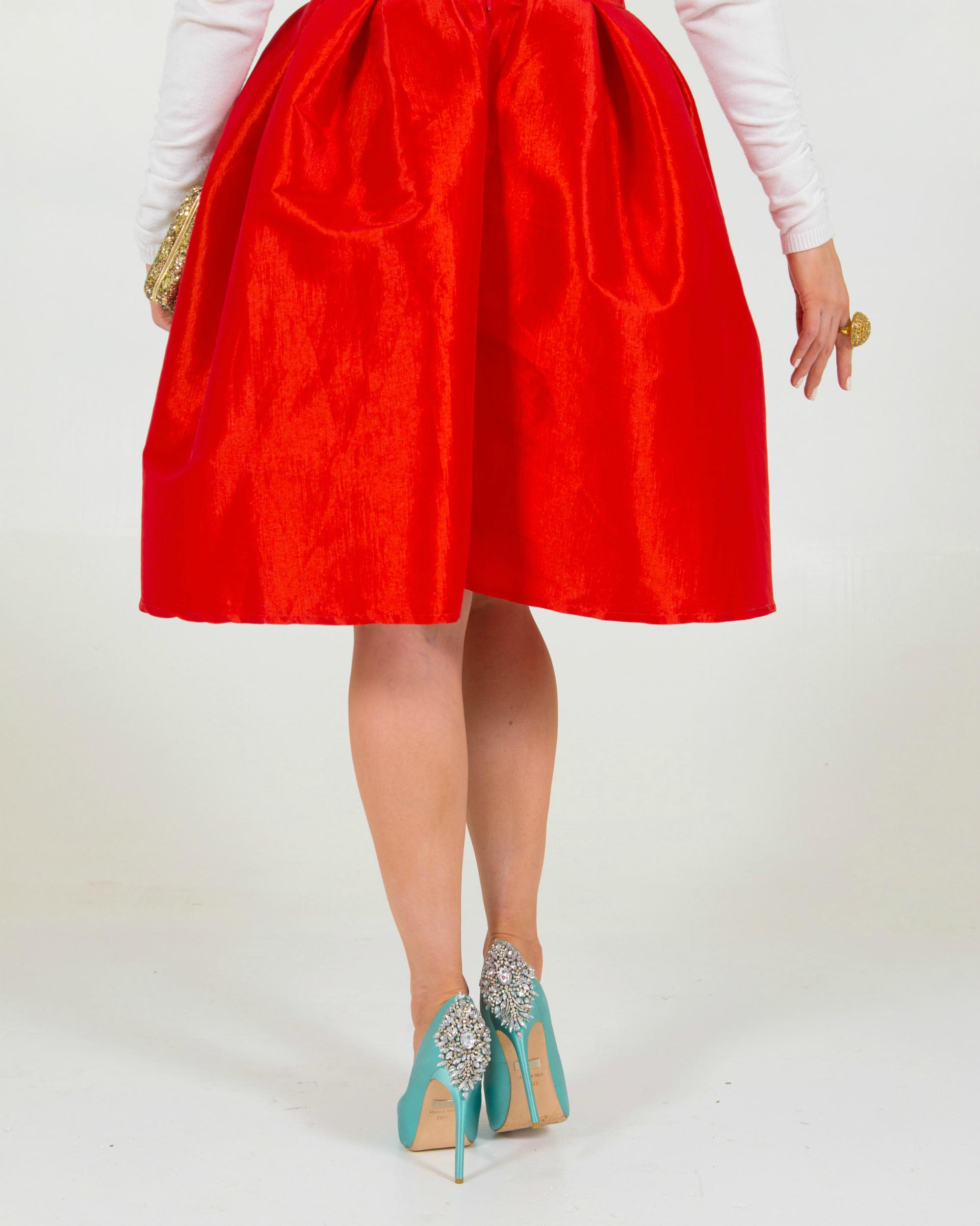 Badgley Mischka Kiara sparkle heels