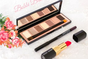 Bobbi Brown 'Party Pink' Valentines Day makeup