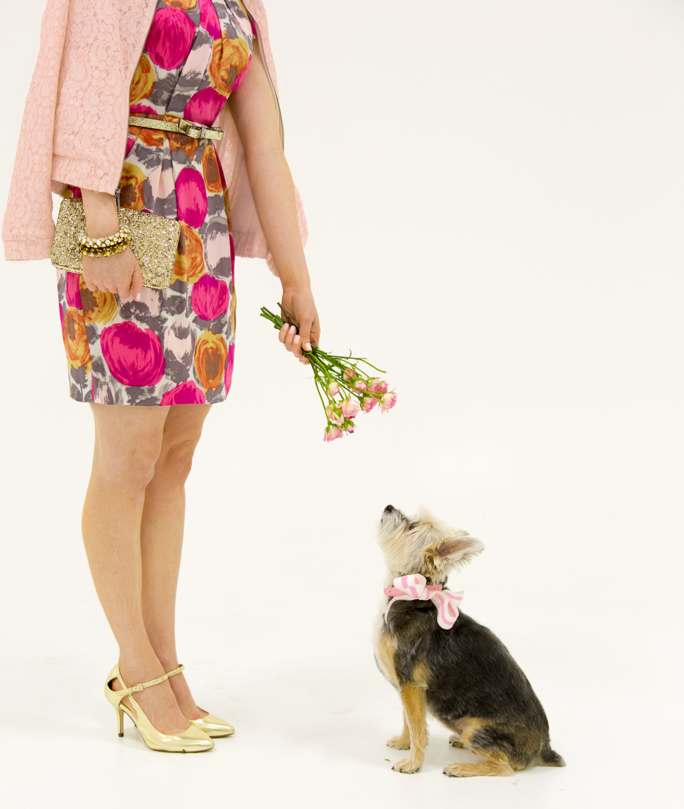 Kate Spade Valentines day outfit