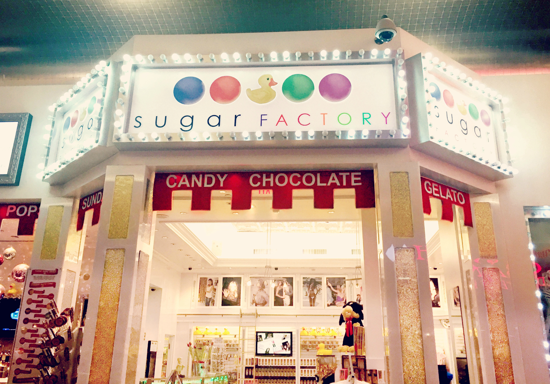 Las Vegas Sugar Factory lollipops