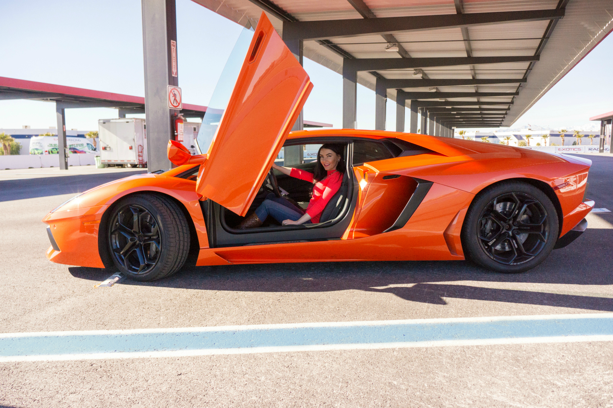 Las Vegas exotics racing