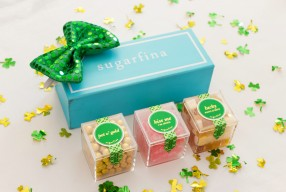 What luck! St. Patty's Day candy from Sugarfina!