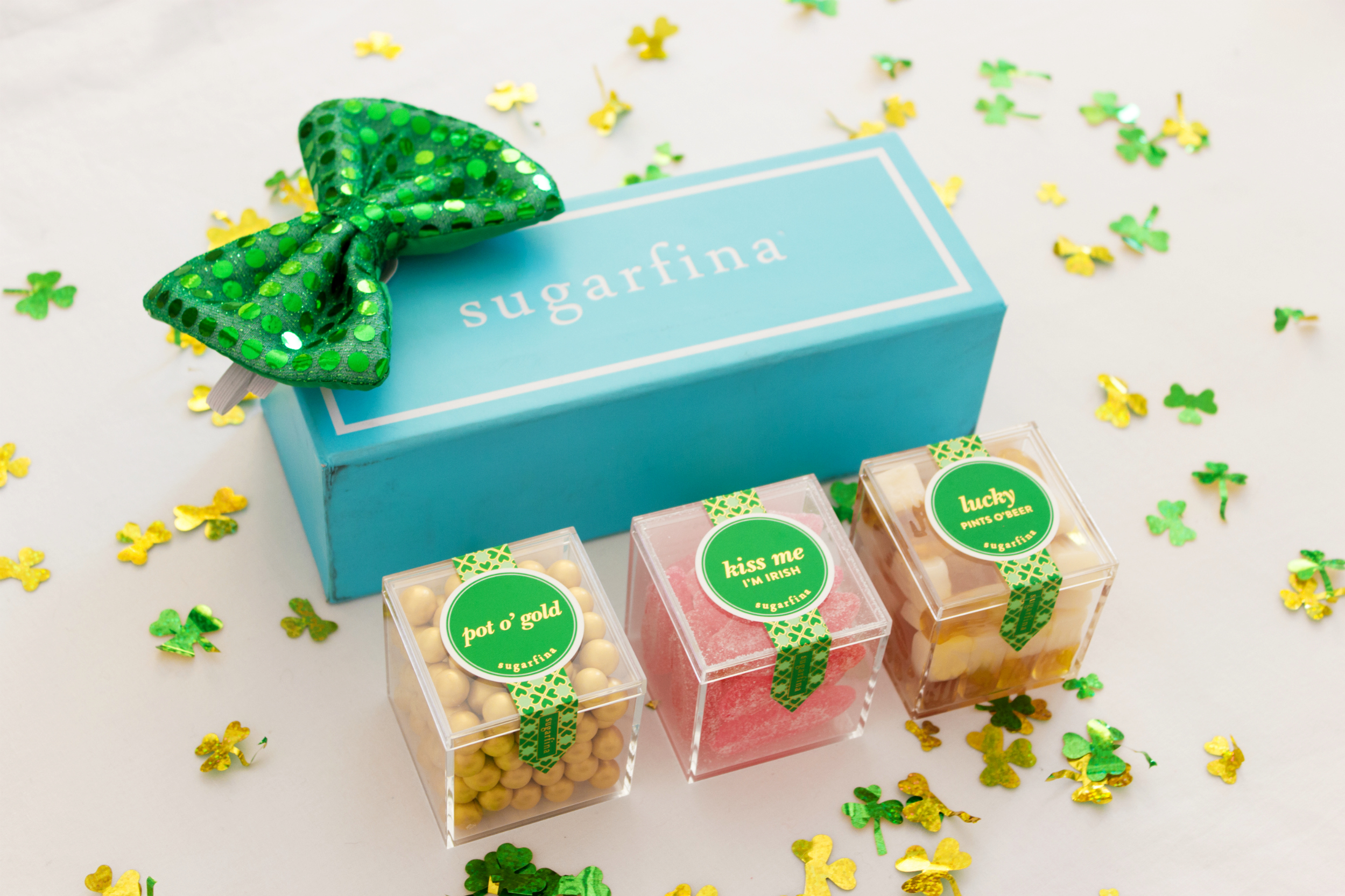 Sugarfina luck of the irish st patricks day candy