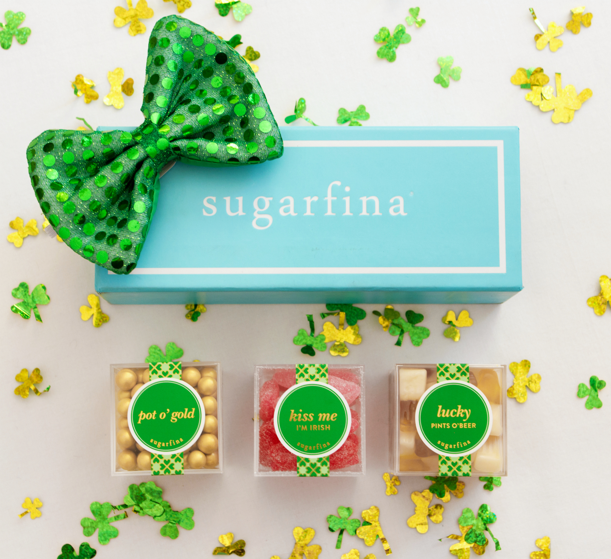 Sugarfina st patricks day candy