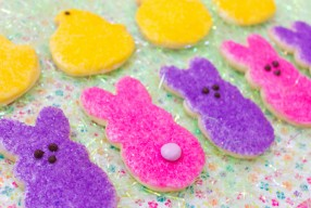 Happy Easter, sugared peeps!