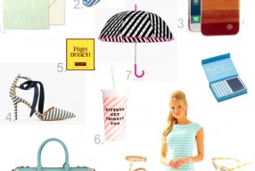 The Sugared Lemon's Sweet Picks: Spring Stripes Trend
