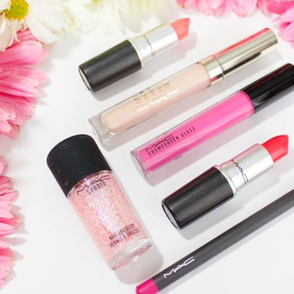 MAC flamingo park makeup collection
