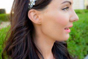 GlamHerBands crystal bridal, bridesmaid, and everyday accessories