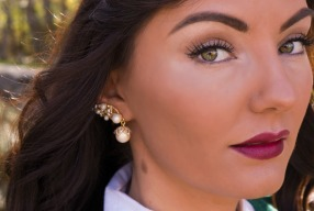 Get The Look: Holiday Beauty and Accessories