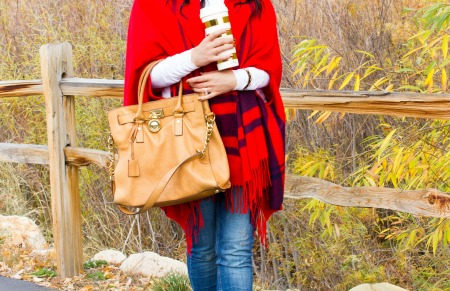 Oh So Cozy Chic Holiday Style!