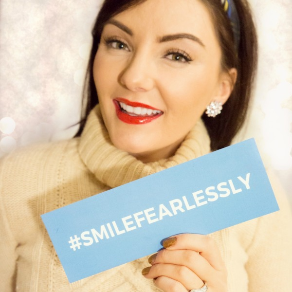 smile brilliant #smilefearlessly