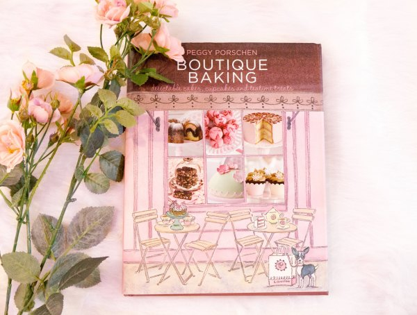 Peggy Porschen boutique baking cookbook london