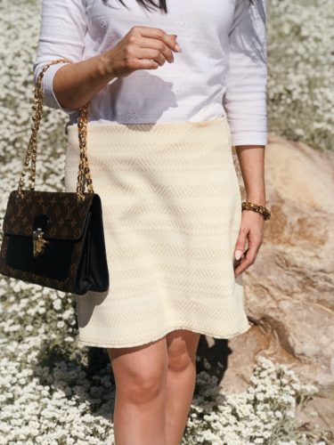 All Neutral Summer Outfit