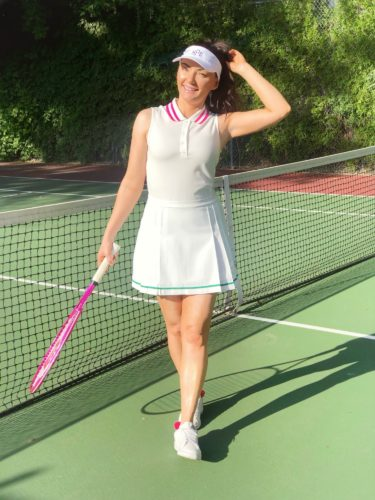 tory burch tennis