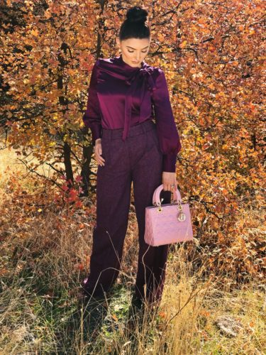 Plum craze and autumn days