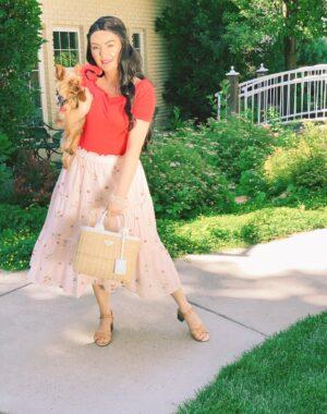 Rachel Parcell skirt
