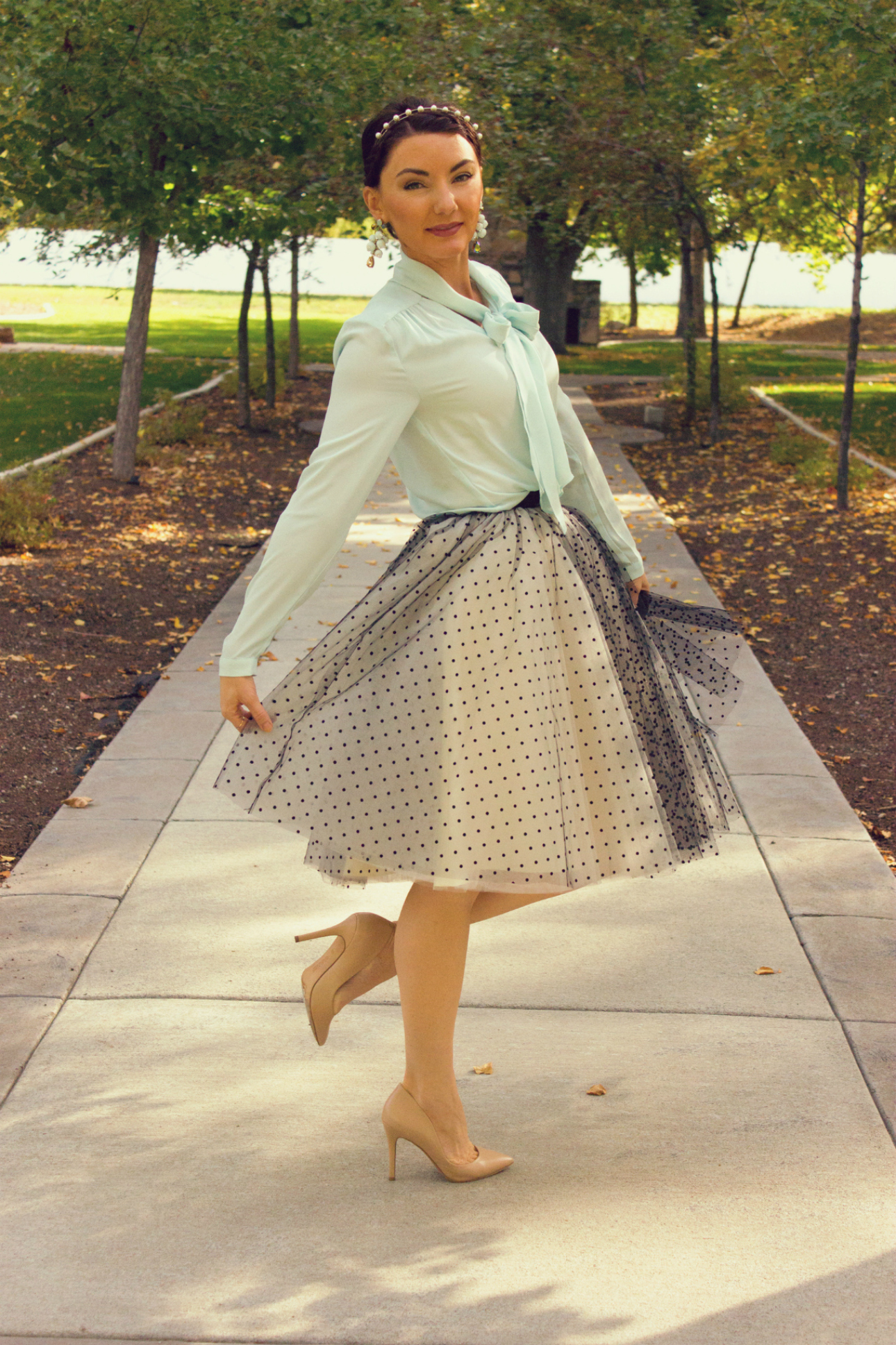Inspiration of the Day: Tulle Skirt!