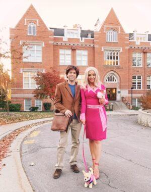 Elle woods couples costume